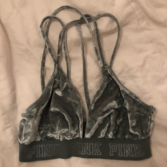 PINK Victoria's Secret Other - velvety bralette from pink